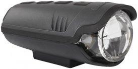 B&M IXON Pure B Frontscheinwerfer schwarz 2015 schwarz Fahrradzubehör Fahrradbeleuchtung Batterielicht vorne mit STVZO