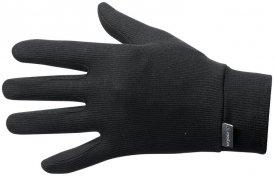 Odlo Warm Gloves black M 2018 Fleece- & Strickhandschuhe, Gr. M