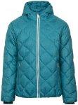 2117 Eco Street Jacket Floby Men dark aqua S 2014 Winterjacken, Gr. S
