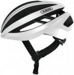 ABUS Aventor Road Helmet polar white 58-62cm 2019 Fahrradhelme, Gr. 58-62cm