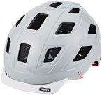 ABUS Hyban Helmet brilliant grey M | 52-58cm 2018 Fahrradhelme, Gr. M | 52-58cm