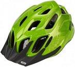 ABUS MountX Helmet Kinder apple green 48-54cm 2019 Kinderbekleidung, Gr. 48-54cm