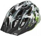 ABUS MountX Helmet grey camouflage M   53-58cm 2018 Kinderbekleidung, Gr. M   53