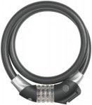ABUS Raydo Pro 1440/85 Spiralkabelschloss TexKF schwarz  2018 Kabelschlösser