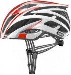 ABUS Tec-Tical Pro 2.0 Helmet race red 58-62 cm 2017 Fahrradhelme, Gr. 58-62 cm