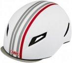 ABUS Yadd-I Helm streak white M   54-59cm 2020 Fahrradhelme, Gr. M   54-59cm