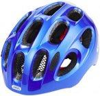 ABUS Youn-I Helmet sparkling blue M | 52-57cm 2019 Kinderbekleidung, Gr. M | 52-