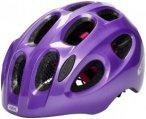ABUS Youn-I Helmet Kinder sparkling purple M | 52-57cm 2019 Kinderbekleidung, Gr