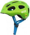 ABUS Youn-I MIPS Helmet Kinder sparkling green S | 48-54cm 2019 Kinderbekleidung