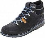 AKU Badia GTX Shoes Men grey/blue 46,5 2017 Freizeitstiefel, Gr. 46,5