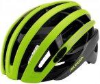 Alpina Campiglio Helmet be visible 51-56cm 2019 Fahrradhelme, Gr. 51-56cm