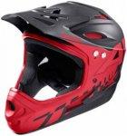 Alpina Fullface Helmet black-red 59-60 cm 2018 Fahrradhelme, Gr. 59-60 cm