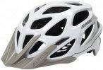 Alpina Mythos 3.0 Helmet white-silver 57-62cm 2018 Fahrradhelme, Gr. 57-62cm