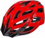 Alpina Panoma Classics Helmet red 56-59cm 2018 Fahrradhelme, Gr. 56-59cm