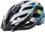 Alpina Panoma Helmet white-cyan-green 56-59 cm 2018 Fahrradhelme, Gr. 56-59 cm