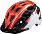 Alpina Rocky Helmet neon red-black-white 47-52cm 2018 Kinderbekleidung, Gr. 47-5