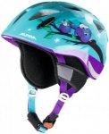 Alpina Ximo Flash Winter Helmet owls 49-54cm 2018 Kinderbekleidung, Gr. 49-54cm
