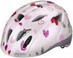 Alpina Ximo Helmet Juniors white hearts 45-49cm 2019 Kinderbekleidung, Gr. 45-49