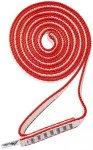 AustriAlpin Dyneema Bandschlinge 11 mm 60cm weiß/rot  2019 Schlingen & Bänder