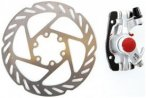Avid BB5 Road Bremssattel Hinterrad 140 mm platinum  2018 Scheibenbremssättel