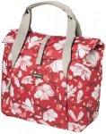 Basil Magnolia Luggage Pannier Shopper 18l poppy red  2020 Gepäckträgertaschen