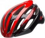 Bell Falcon MIPS Road Helmet red/black S | 52-56cm 2018 Fahrradhelme, Gr. S | 52