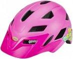 Bell Sidetrack Helmet Youth matte pink/lime 50-57 cm 2018 Kinderbekleidung, Gr.