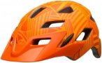 Bell Sidetrack Helmet Youth matte tango/orange 50-57cm 2018 Kinderbekleidung, Gr