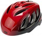 Bell Star Pro Shield Helmet red/silver blur S | 51-55cm 2017 Triathlon Helme, Gr