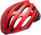 Bell Stratus Helmet matt red/black M | 55-59cm 2018 Fahrradhelme, Gr. M | 55-59c