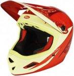 Bell Transfer-9 Full-Face Helmet red/marsala viper 57-59 cm 2018 Fahrradhelme, G