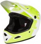 Bell Transfer-9 Fullface Helmet retina sear/yin yang 55-57 cm 2016 Fahrradhelme,