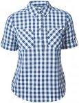 Berghaus Exp***** 2.0 SS Shirt Women Sapphire Small Check 8 2017 Kurzarm Hemden,