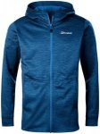 Berghaus Kamloops Hooded Fleece Jacket Men Dark Snorkel Blue Marl L 2018 Fleecej