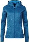 Berghaus Kamloops Hooded Fleece Jacket Women Light Galaxy Blue Marl 14 2018 Flee