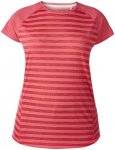Berghaus Stripe II SS Crew Baselayer Women Hot Raspberry Stripe/Hotraspby 14 201