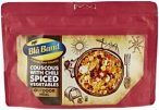 Bla Band Outdoor Meal Couscous with Chili Spiced Vegetables 151g  2019 Gefrierge