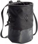 Black Diamond Mojo Zip Chalkbag S-M Black  2018 Chalkbags