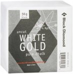 Black Diamond Solid White Gold Block 56g  2018 Chalk