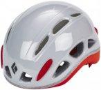 Black Diamond Tracer Helm Kinder grau/rot 49-57cm 2021 Kletterhelme, Gr. 49-57cm