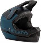 bluegrass Legit Helm petrol blue/black/texture M | 56-58cm 2020 Fahrradhelme, Gr