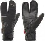 Bontrager Velocis S2 Softshell Gloves Unisex Black S 2017 Accessoires, Gr. S