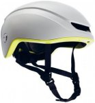Brooks Island Helmet white/lime 59-62cm 2018 Fahrradhelme, Gr. 59-62cm