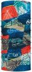 Buff Coolnet UV+ Schlauchschal Kinder blau/rot  2021 Schals & Tücher