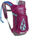 CamelBak Mini M.U.L.E. Hydration Pack 1,5l Kinder baton rouge/ flames  2019 Trin