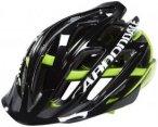 Cannondale Cypher MTB Helmet Black/Green 58-62 cm 2018 Fahrradhelme, Gr. 58-62 c