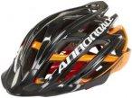 Cannondale Cypher MTB Helmet Black/Orange 52-58 cm 2018 Fahrradhelme, Gr. 52-58