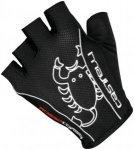 Castelli Rosso Corsa Classic Gloves Men black S 2018 Accessoires, Gr. S