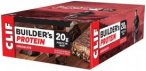 CLIF Bar Builder's Proteinriegel Box 12x68g Schokolade  2020 Nutrition Sets & Sp