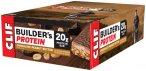 CLIF Bar Builder's Proteinriegel Box 12x68g Schokolade Erdnussbutter  2020 Riege